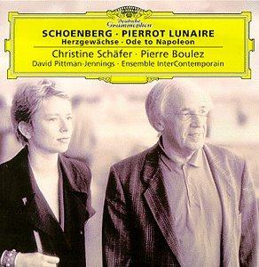 Schönberg : Les Mélodies 41VD8C19PQL._