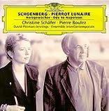 Schoenberg: Pierrot Lunaire / Herzgewachse / Ode to Napoleon
