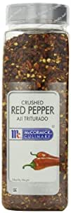 Mccormick Crushed Pepper, Red, 13-Ounce