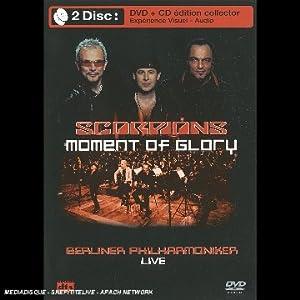 Scorpions : Moment of glory