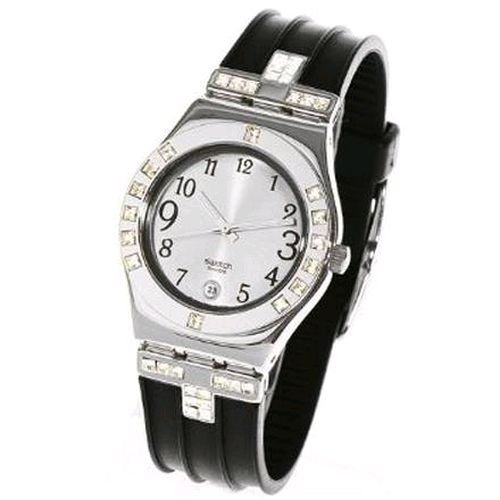 Swatch Women's WHITE COLLECTION Watch YLS430C