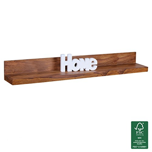 FineBuy-Massivholz-Wandregal-140-cm-Sheesham-Wandboard