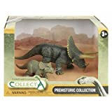 COLLECTA - PREHISTORIC COLLECTION - COFFRET DINOSAURE - TRICERATOPS