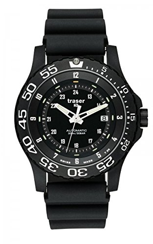 Traser Military Watch Automatic Pro Caoutchouc (P6600.9A8.13.01)