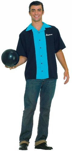 Forum Flirtin With The 50S King Pins Bowling Shirt