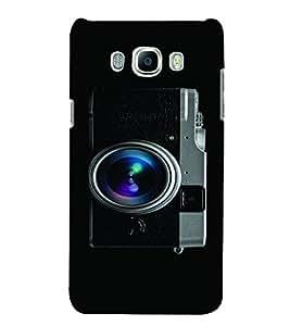 PrintVisa Travel Camera 3D Hard Polycarbonate Designer Back Case Cover for SAMSUNG GALAXY J5 2016 Edition