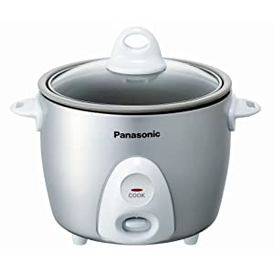 Panasonic SRG06FG 3.3-Cup Automatic Rice Cooker
