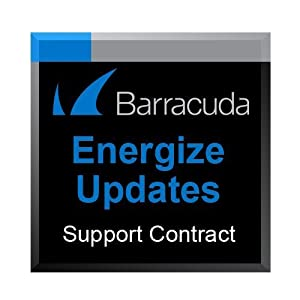 Barracuda Networks Backup Server 390a Energize Updates - 3 Years