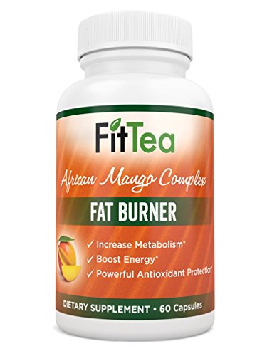 Fit Tea Fatburner- African Mango Extract Thousands Of Satisfied Customers. 100% Satisfaction Guarantee!