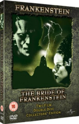 Frankenstein/The Bride Of Frankenstein [DVD]