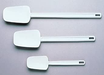 Rubbermaid Commercial Products FG193300WHT Spoon-Shaped Spatula