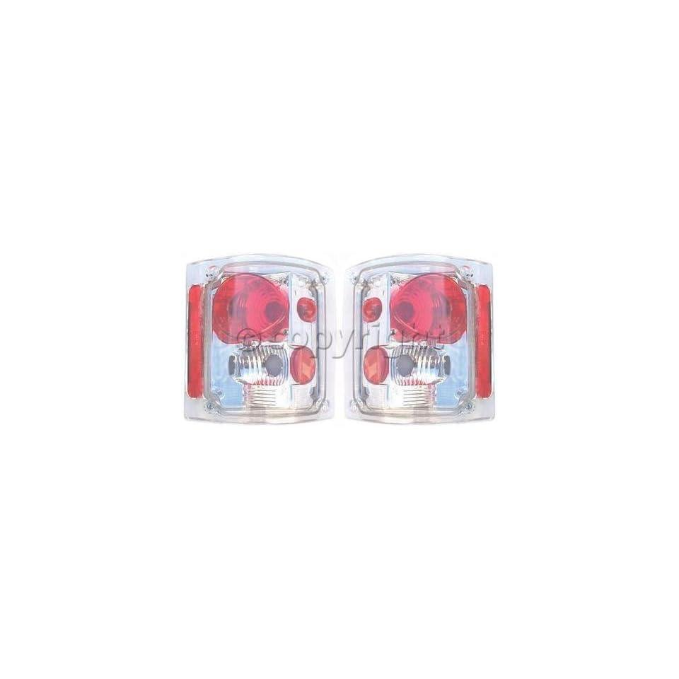 ALTEZZA TAIL LIGHT gmc JIMMY 73 91 chevy chevrolet FULL SIZE PICKUP fullsize 73 87 BLAZER SUBURBAN taillight