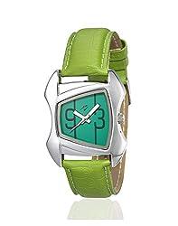 Yepme Men's Analog Watch - Green -- YPMWATCH3532