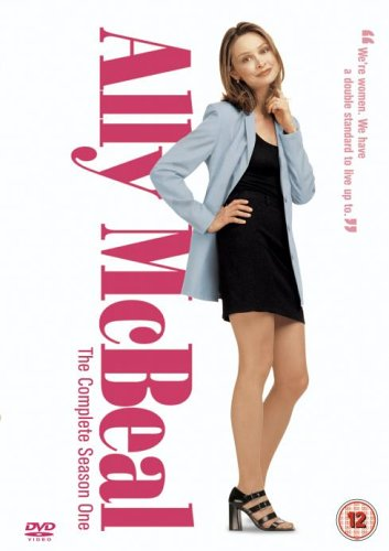 Ally Mcbeal S1 [DVD]