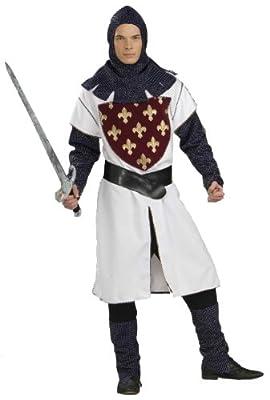 Forum Deluxe Designer Collection Sir Lancelot Du Lac Costume