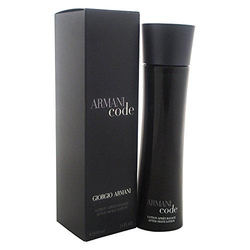 Giorgio Armani Code Homme Dopo Barba Lotion, Uomo, 100 ml
