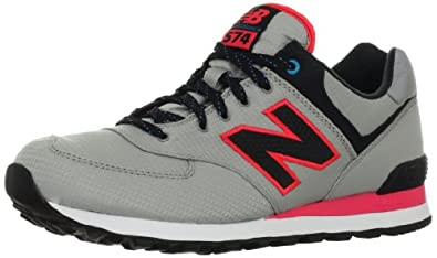 (史低)New Balance新百伦Men's ML574 Windbreaker Fashion Sneaker 时尚运动鞋$45.47