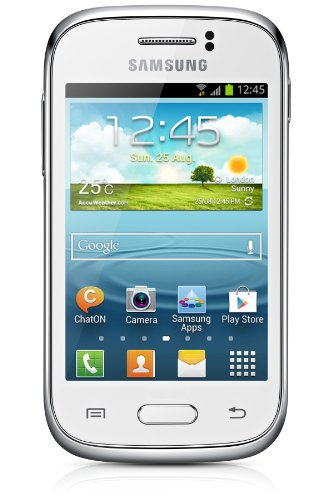 Samsung Galaxy Young GT-S6310L factory Unlocked - White