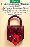 Revoluciones y rebeliones de la Europa Moderna/ Revolutions and Rebelions of Modern Europe (Spanish Edition) (842062022X) by Mousnier, Roland
