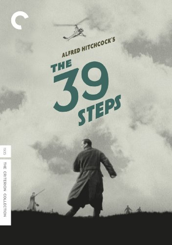 Criterion Collection: The 39 Steps [DVD] [1935] [Region 1] [US Import] [NTSC]