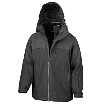 Result Arctic peninsula hi-tech 4-in-1 jacket by Result