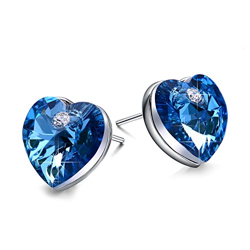 Christmas-Deals-NEEMODA-Austrian-Heart-Crystal-Fashion-Stud-Earrings-with-Luxury-Gift-Box-Eco-friendly-Triple-Gold-Plated