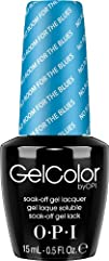 OPI Gel Nail Color No Room for The Blues .5 Ounce