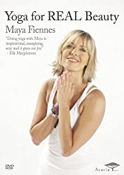 Maya Fiennes - Yoga for Real Beauty [DVD]