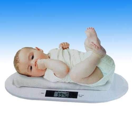 Panorama Gifts 013121 Digital Baby Scale