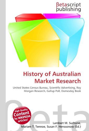 history-of-australian-market-research-united-states-census-bureau-scientific-advertising-roy-morgan-