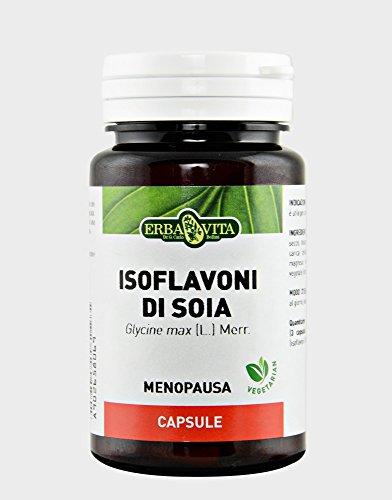 Erbavita Isoflavoni di Soia 60cps da 450mg cad.