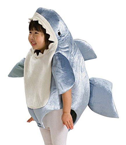 Shark Romper Toddler Costume front-526115