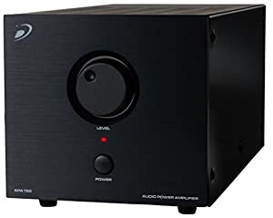 Dayton Audio APA150 150-Watts Power Amplifier (Black)