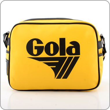 GOLA Tasche Redford Rebirth - Yellow/Black