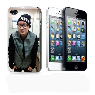 Super Junior EunHyuk Personalized Phone Cases For iPhone5 Customized Phone Covers