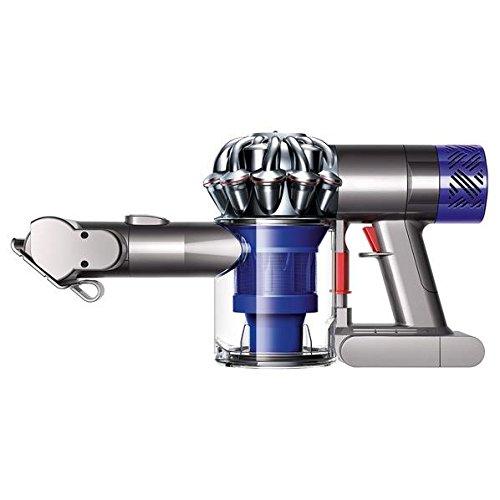 Dyson V6 Trigger HH08MH (ニッケル/ブルー) ダイソン ハンディ&布団クリーナー トリガー サイクロン式 掃除機