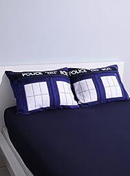 Doctor Who Pillowcase Set