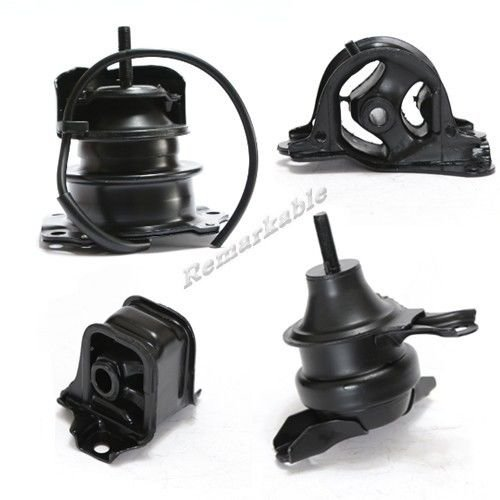 Remarkable Power G030 98-02 Honda Accord 2.3L Transmission Engine Motor Mount Kit AT Trans (2001 Honda Accord Motor Mount Kit compare prices)
