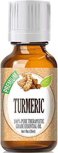 Turmeric (30ml) 100% Pure, Best Therapeutic Grade Essential Oil - 30ml / 1 (oz) Ounces
