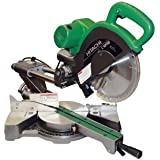 Hitachi C10FSBP4 12-Amp Sliding Dual Compound Miter Saw 10-Inch