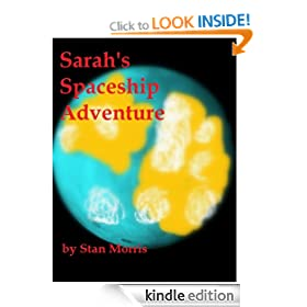Sarah's Spaceship Adventure (Mackenzie's Rock)