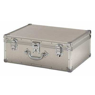 現送箱 B型 【ジュラルミンケース・業務用・現金輸送箱】※不良以外の返品交換は不可となります。