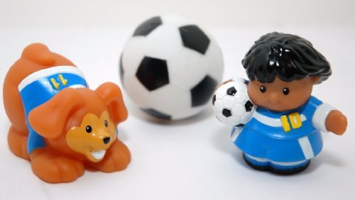 Fisher Price Little People - Soccer Set - 1