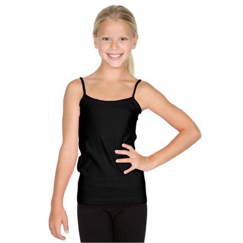 Sugarlips Girl's Seamless Camisole-Black
