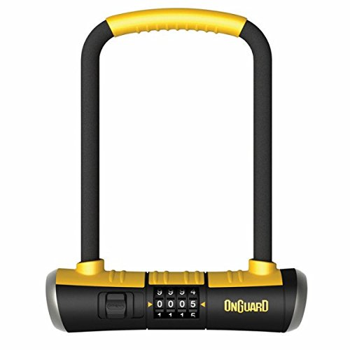 OnGuard Bulldog Combo U-Lock, 4.5x9-Inch (Combo Lock Outdoor compare prices)