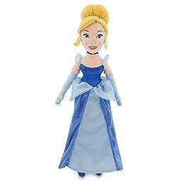 Disney Princess Plush Cinderella Doll -- 21 1/2\'\' H