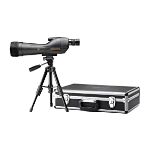 Leupold SX-1 Ventana Spotting Scope Kit, Black, 20-60 x 80mm by Leupold