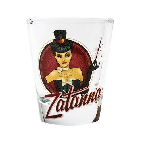 DC Bombshells Zatanna Shot Glass