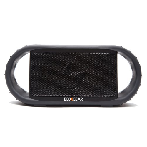 Grace Digital ECOXGEAR ECOXBT Rugged and Waterproof Wireless Bluetooth Speaker (Black) Picture