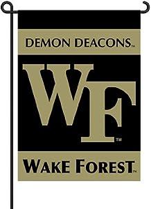 Buy NCAA Wake Forest Demon Deacons 2-Sided Garden Flag by BSI